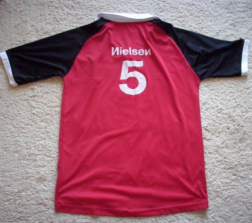 KOSZULKA SPATZETOV FC LOKUMOTIVI NR.5 NIELSEN