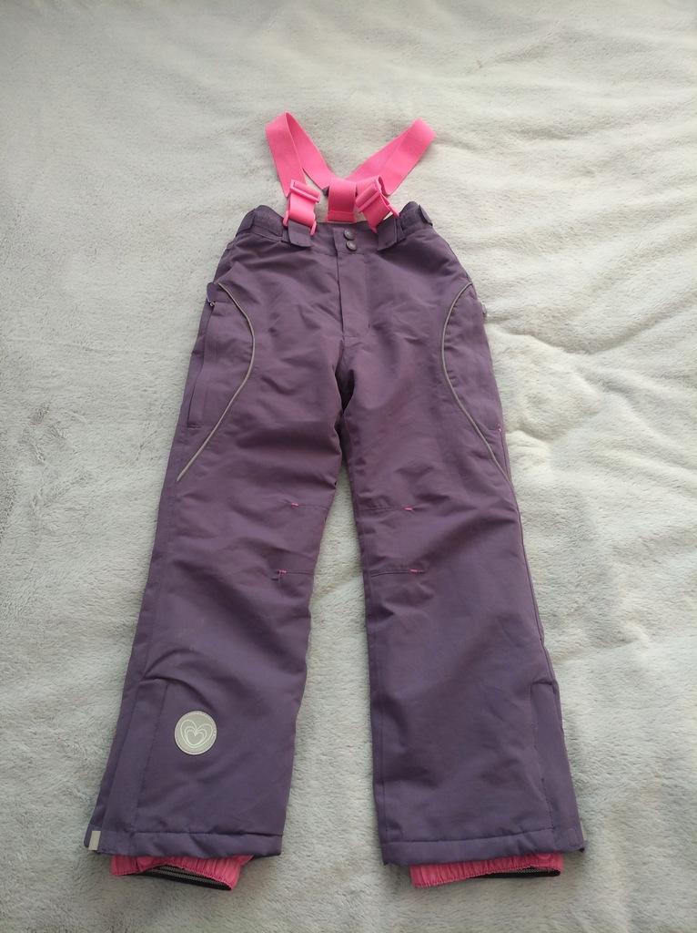 Ocieplane spodnie