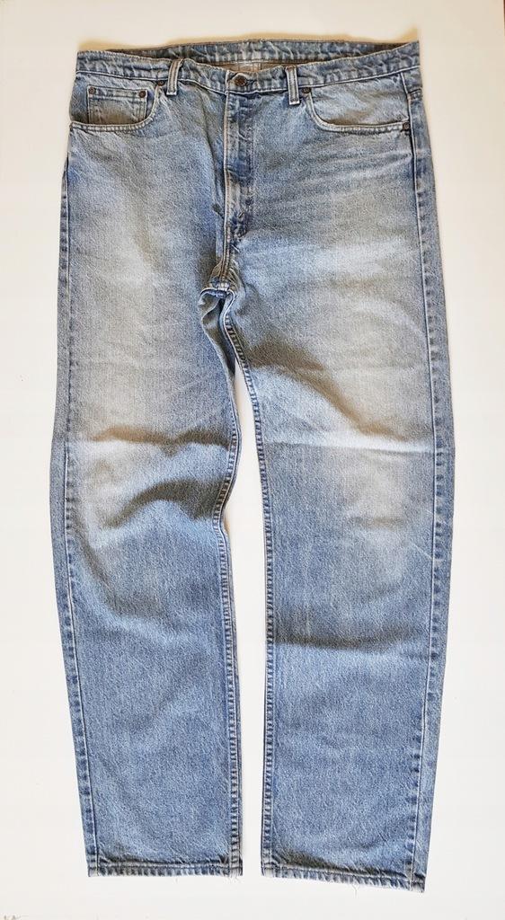 LEVIS jeansy duże męskie. Rozm. 40 x 34
