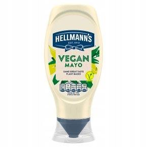 Hellmann's Vegan Majonez 394g Butelka UK