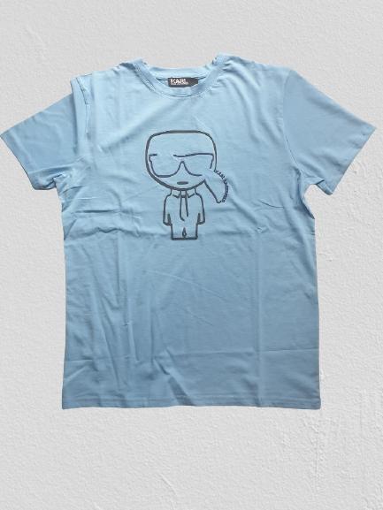 T-shirt męski Karl Lagerfeld rozm. L