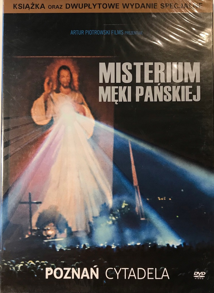 Misterium Męki Pańskiej. Poznań - Cytadela