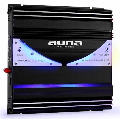 AUNA AMP-CH02 Wzmacniacz samochodowy 10003660
