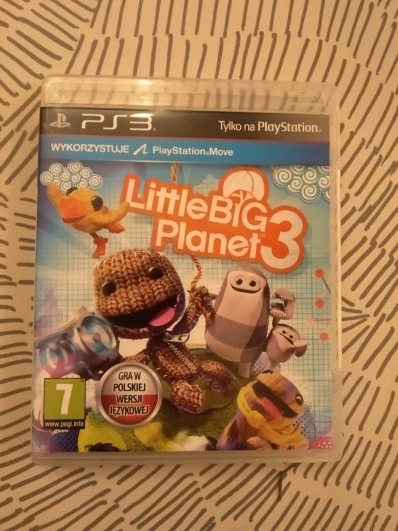 Gra na PS3 - Little BIG Planet 3