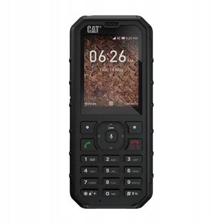 """CAT B35 Black, 2.4 """", TFT, 240 x 320, 512 MB,"""