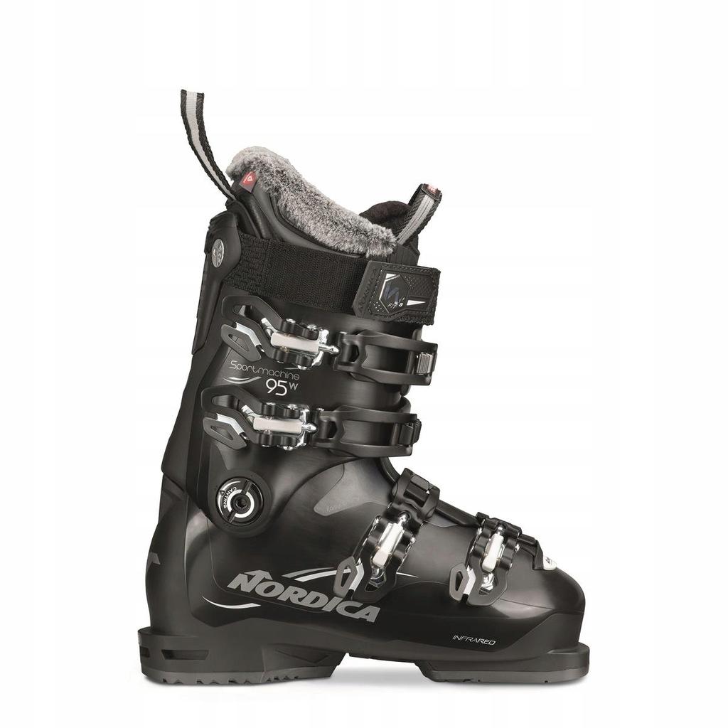 Buty narciarskie Nordica Sportmachine 95 W Czarny
