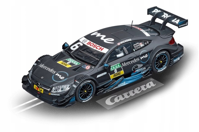 Pojazd Digital Mercedes AMG C 63 R Wickens No 6