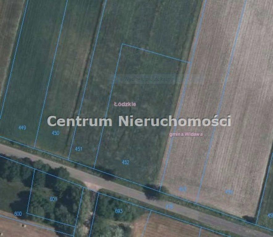 Działka, Zborów, Widawa (gm.), 3000 m²