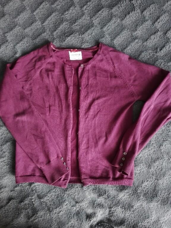 zara sweterek r.152 11-12 lat