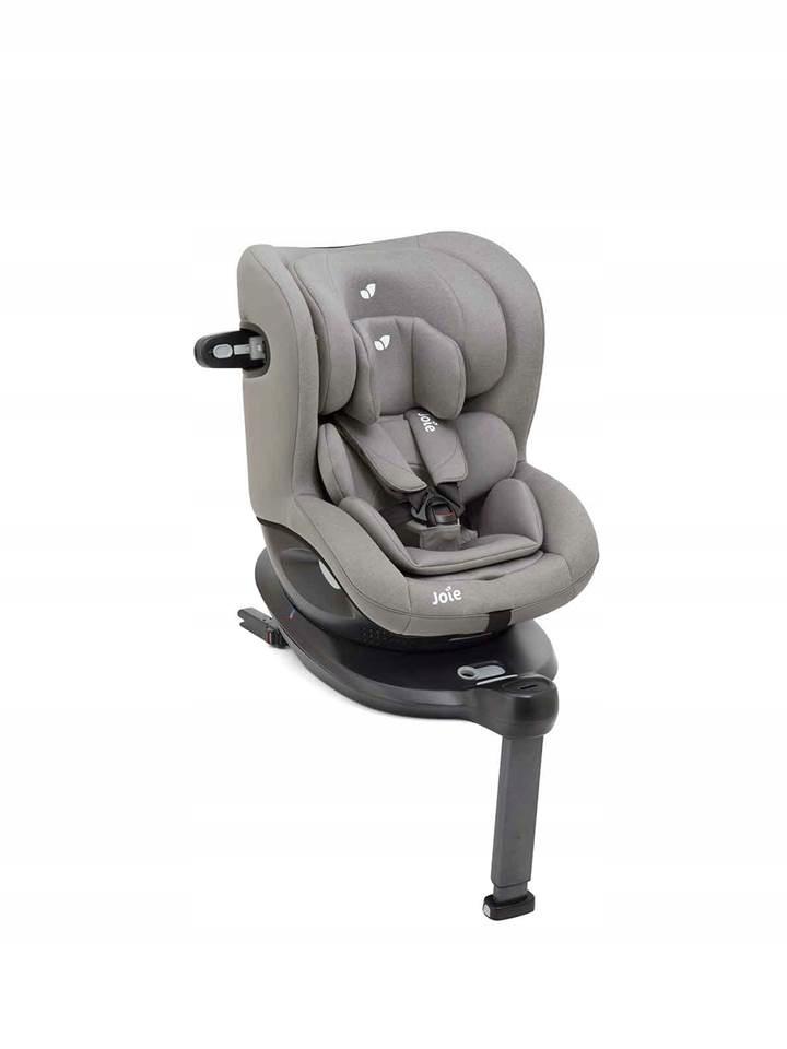 Fotelik samochodowy Joie i-Spin 360 Gray Fannel