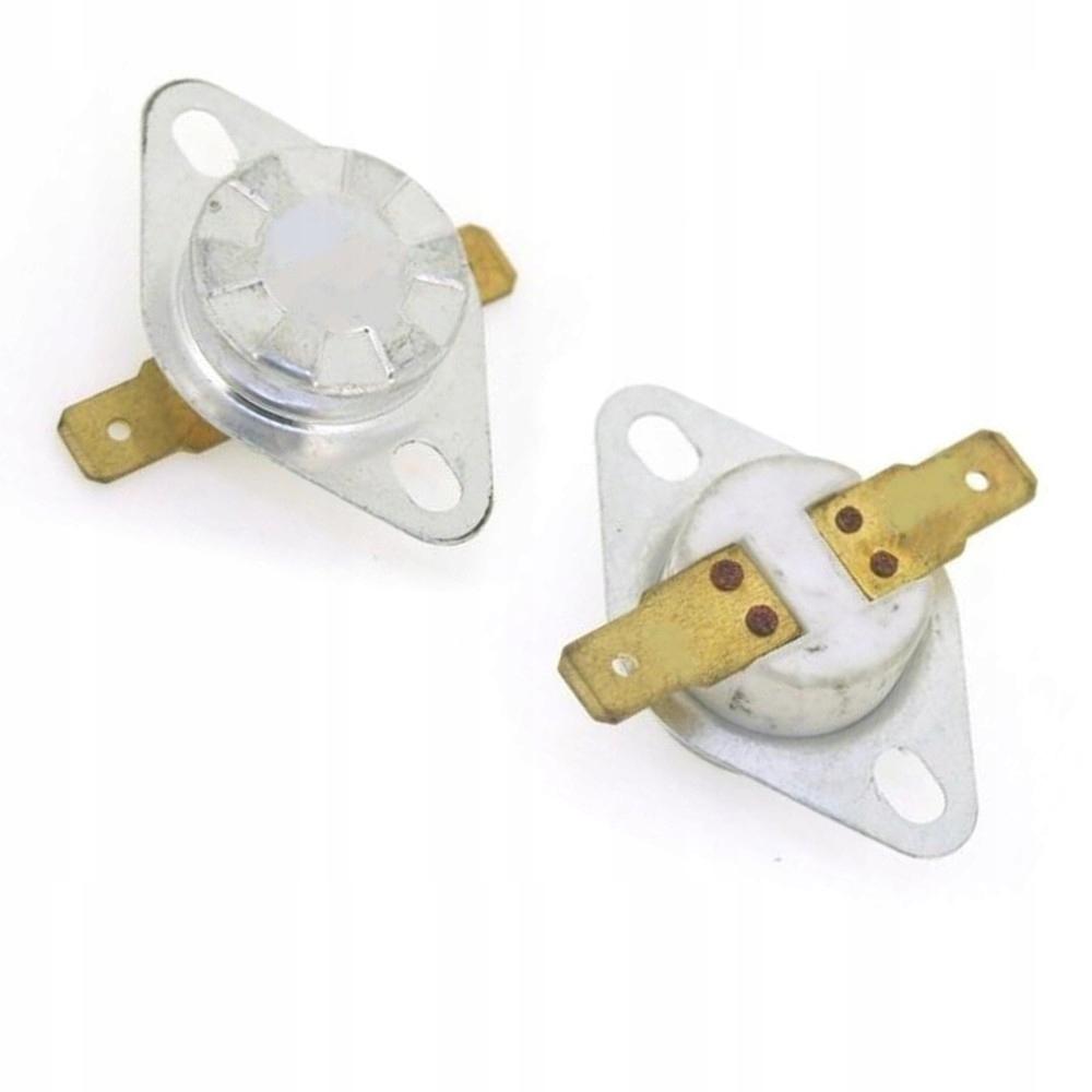 Termostat bimetaliczny KSD301 10A/250V NC 135st.C