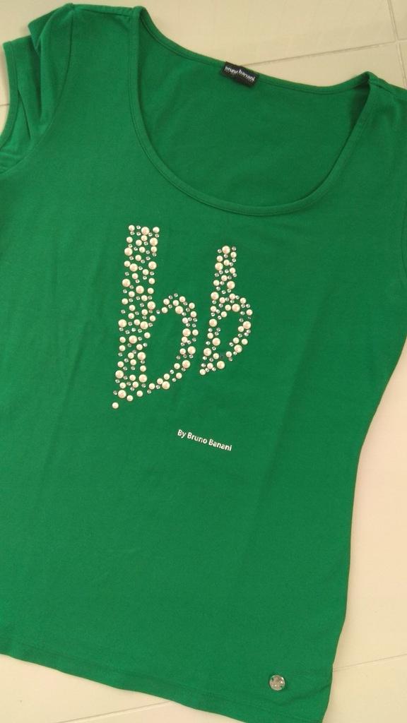 T-SHIRT Bruno Banani 38 M ORYGINAŁ koszulka