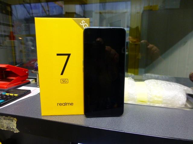 JAK NOWY Realme 7 5G 6/128 GB Dual + pudełko +ETUI