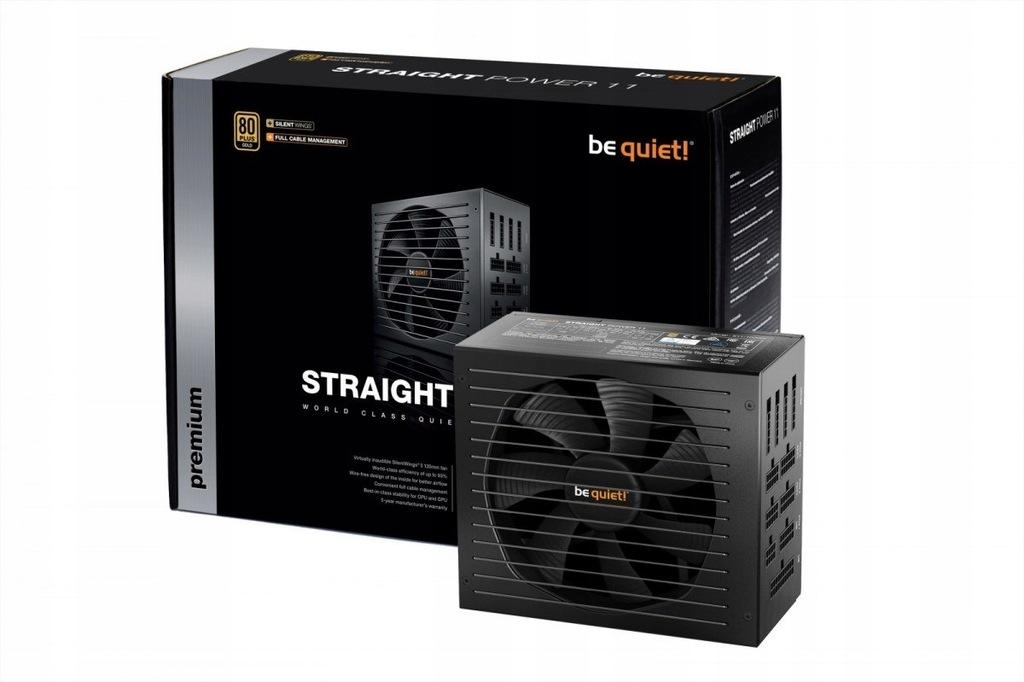 Straight Power 11 850W 80+ Gold BN284