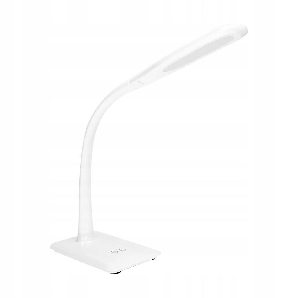 JASPER LED DIM 7W, lampka biurkowa, 400lm, biała,