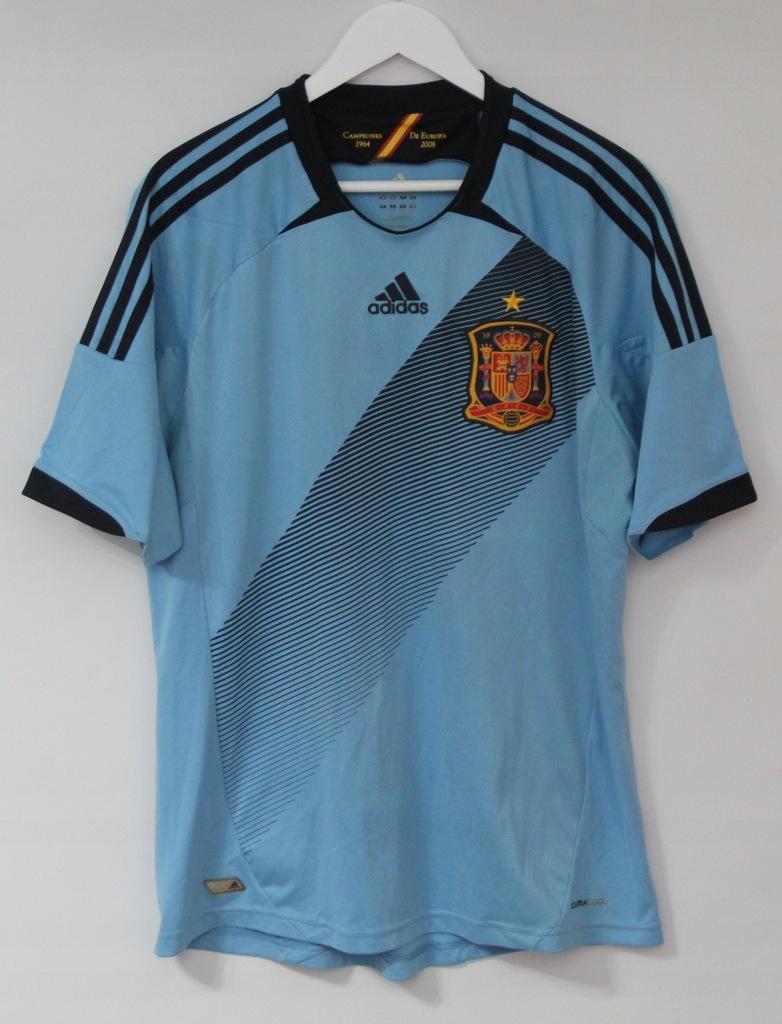 Koszulka Adidas Reprezentacja Hiszpanii 2008 8336624953 Oficjalne Archiwum Allegro