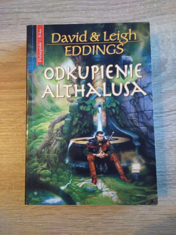Odkupienie Althalusa David & Leigh Eddings 2002