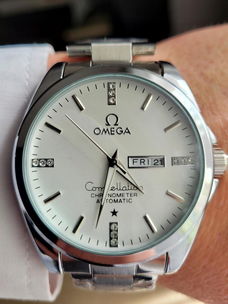 Zegarek męski OMEGA