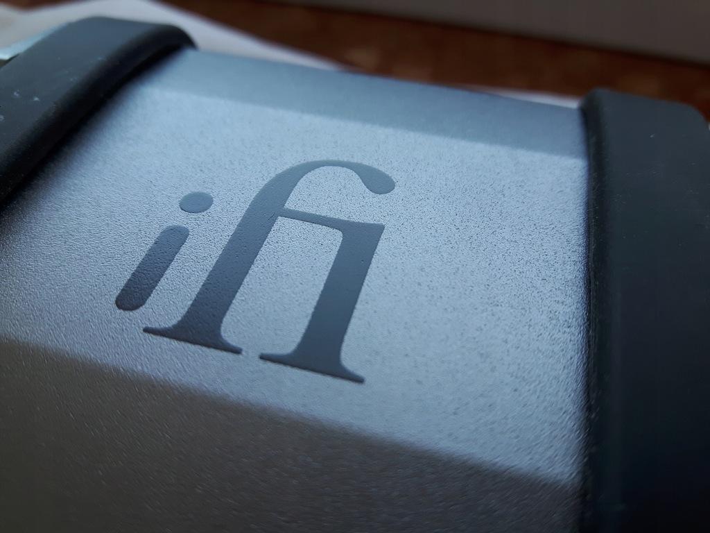 iFi iDSD LE nano komplet jak NOWY DAC cyfr-analog.