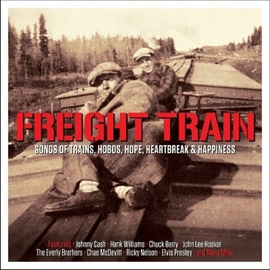 CD. V/A - Freight Train