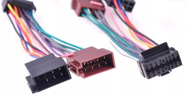 ZLA0732 Złącze do Sony CDX3000-ISO-KS3000