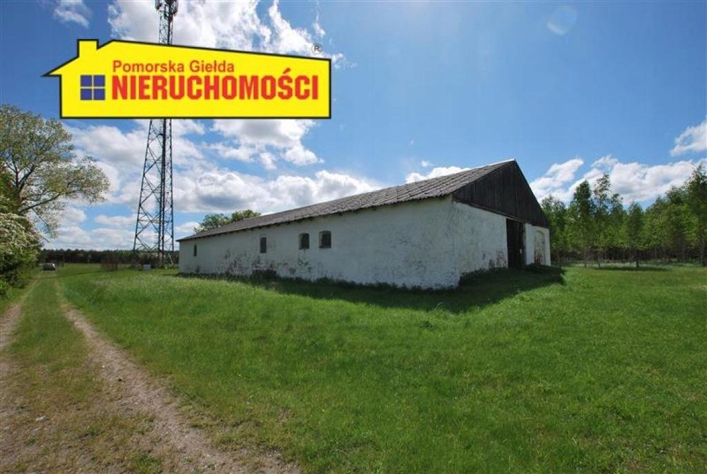 Działka, Białe, Szczecinek (gm.), 8376 m²