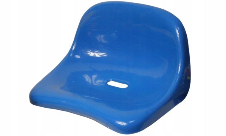 Siedzenie do gokarta niebieskie uniwersalne