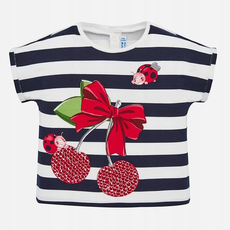 WYPRZEDAŻ Mayoral T-shirt Koszulka 1067 r. 80
