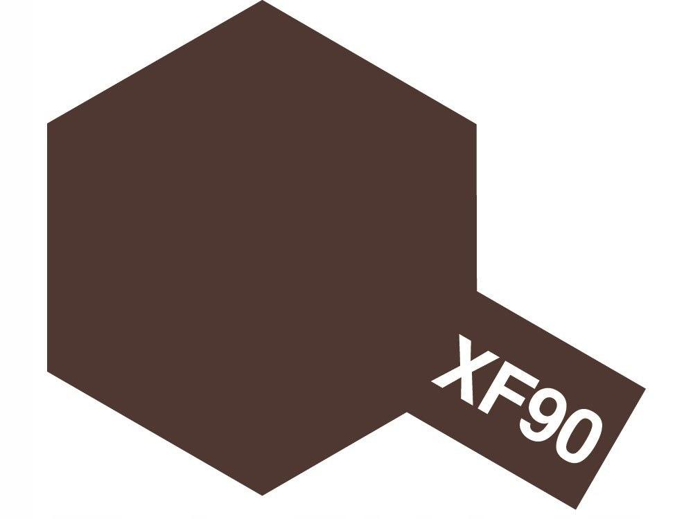 Farba akrylowa Mini XF-90 Red Brown 2