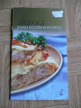 Pierogi przepisy dania kuchni rosyjskiej