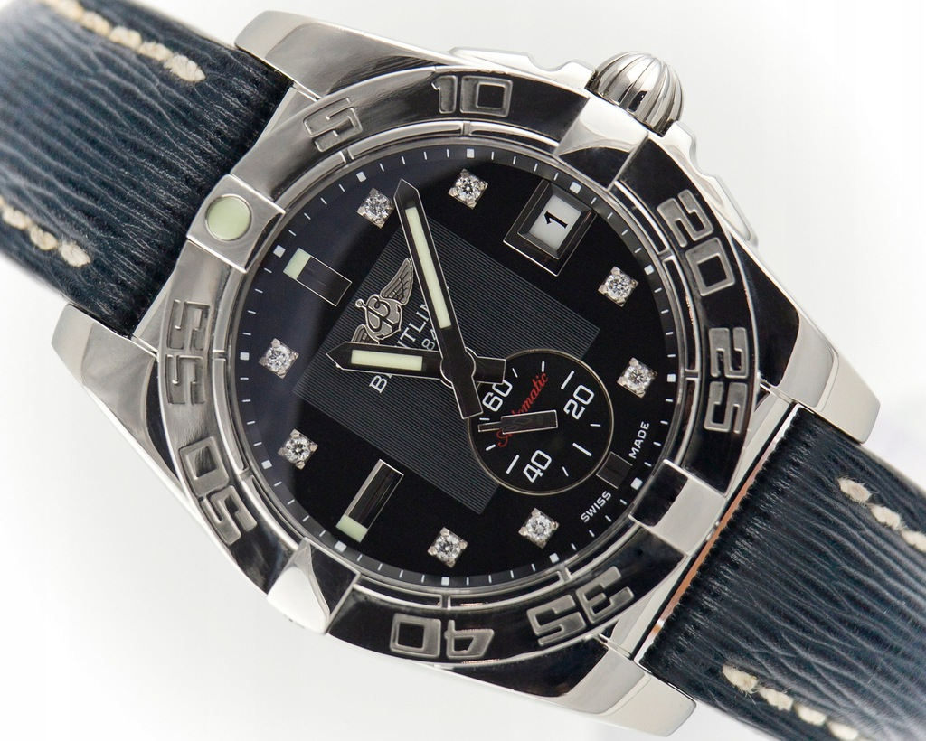 BREITLING GALACTIC 36 AUTOMATIC DIAMOND REF. A3733