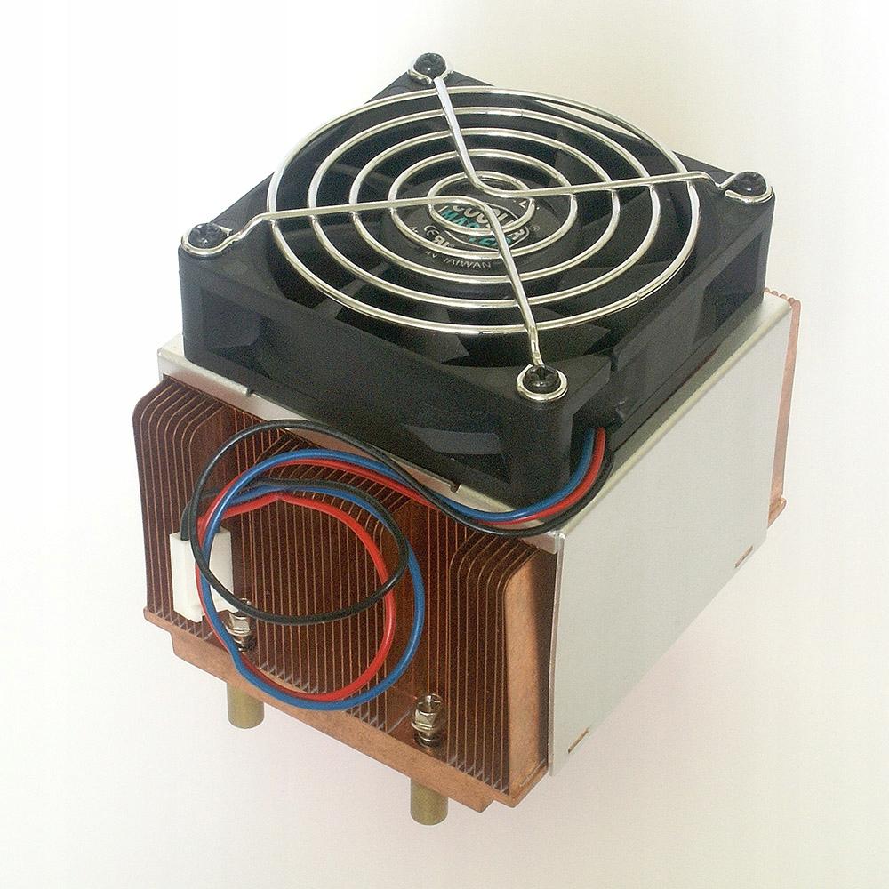 Chłodzenie miedziane INTEL XEON s604