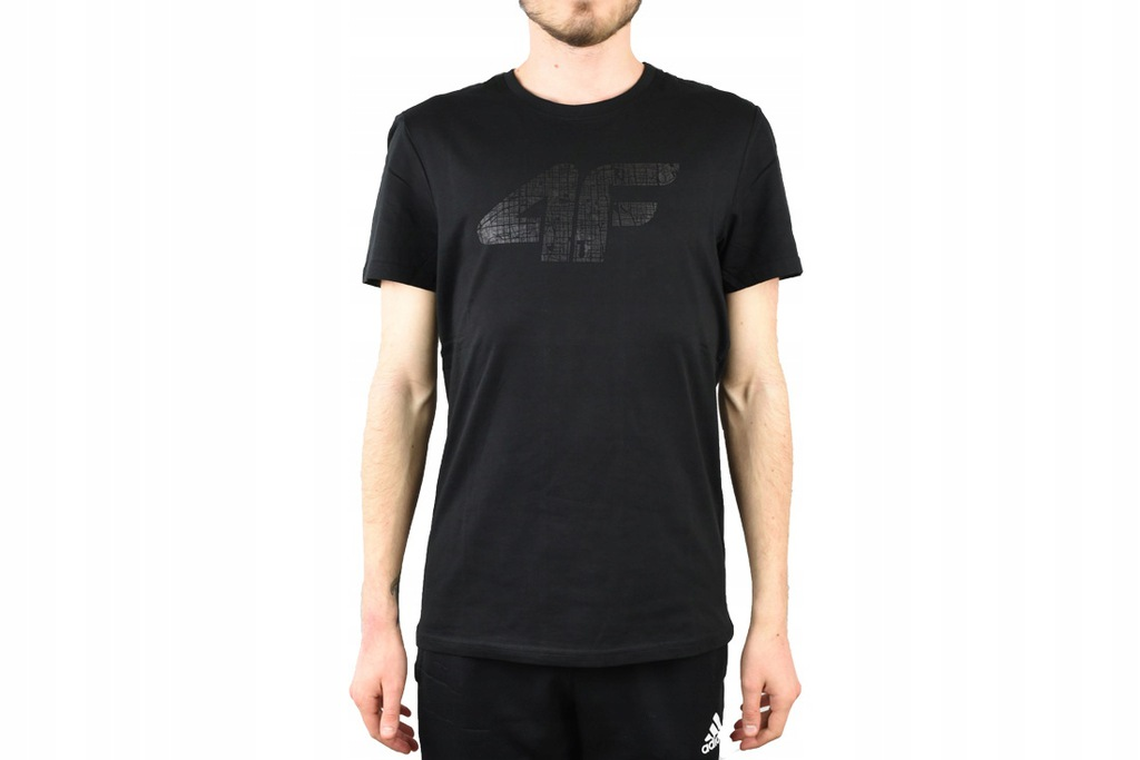 4F MEN'S T-SHIRT (M) Męski T-shirt
