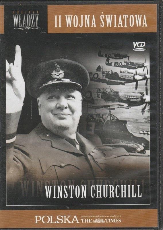 Winston Churchill Oblicza władzy II Wojna Światowa