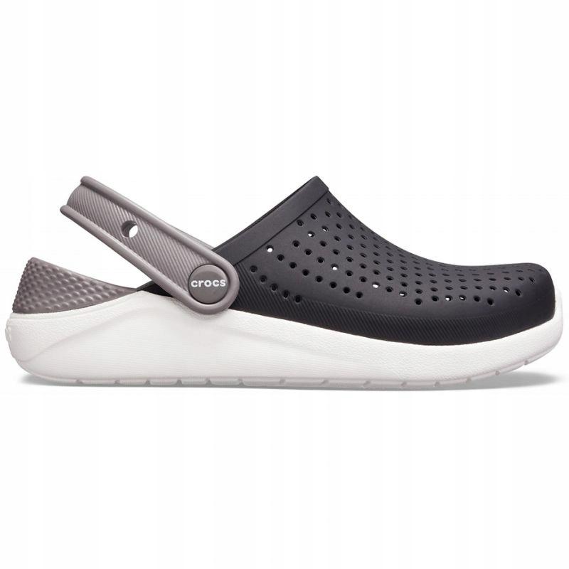 Klapki Crocs LiteRide Clog Jr 205964 066 29-30