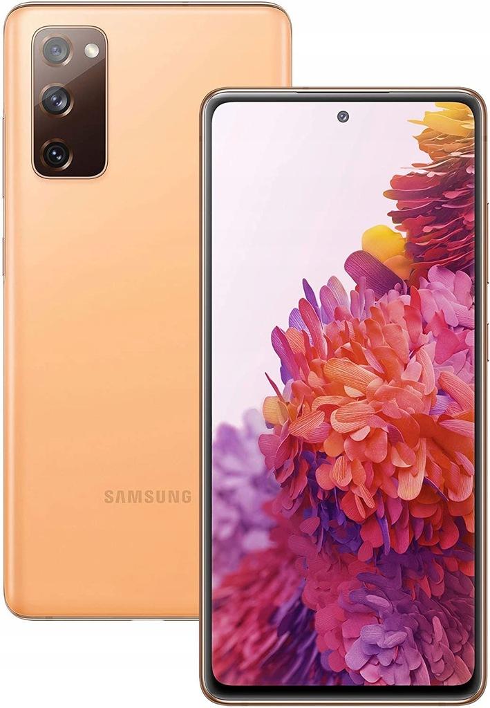 Smartfon Samsung Galaxy S20 FE Cloud Orange