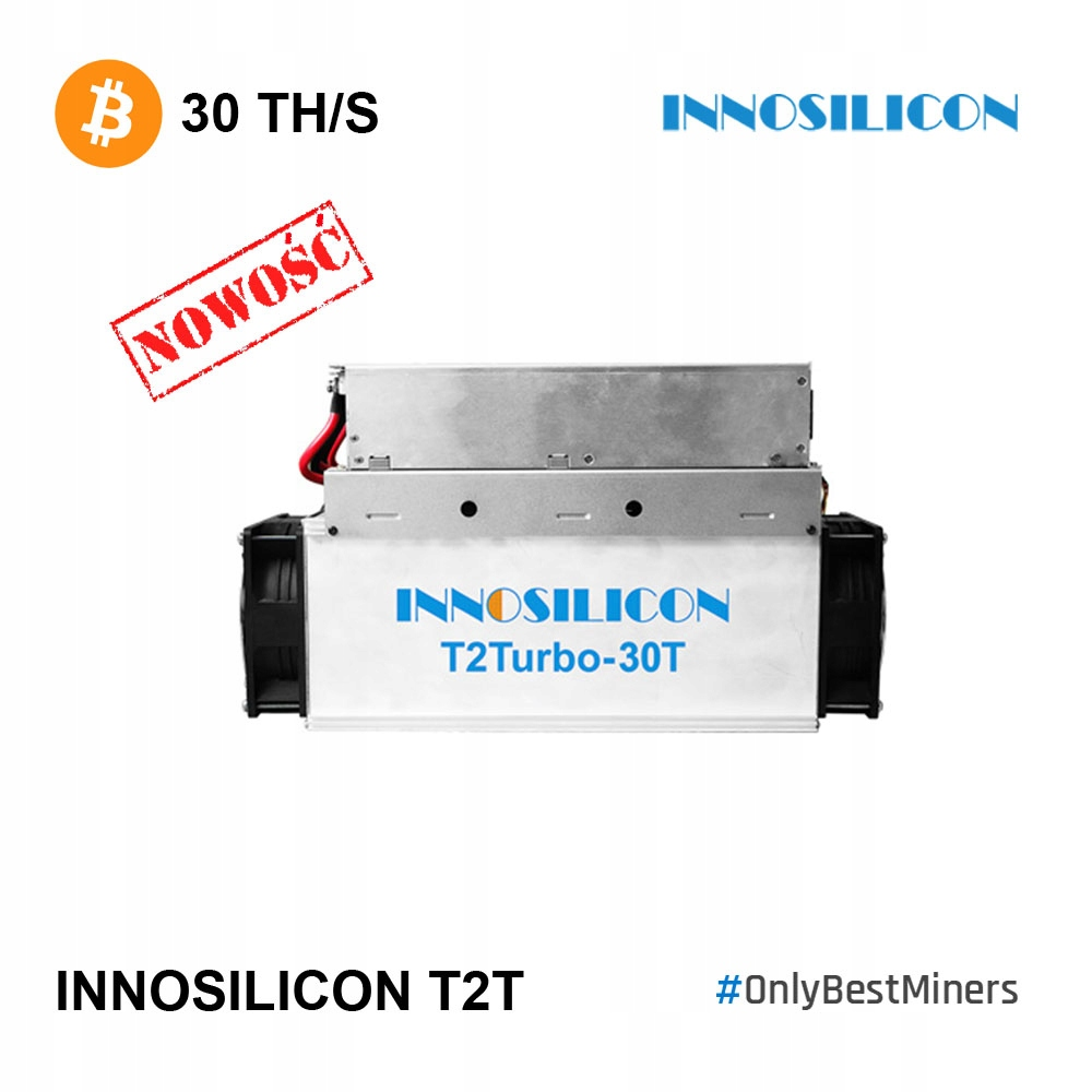 Antminer Innosilicon T2T 30THS S15 S17