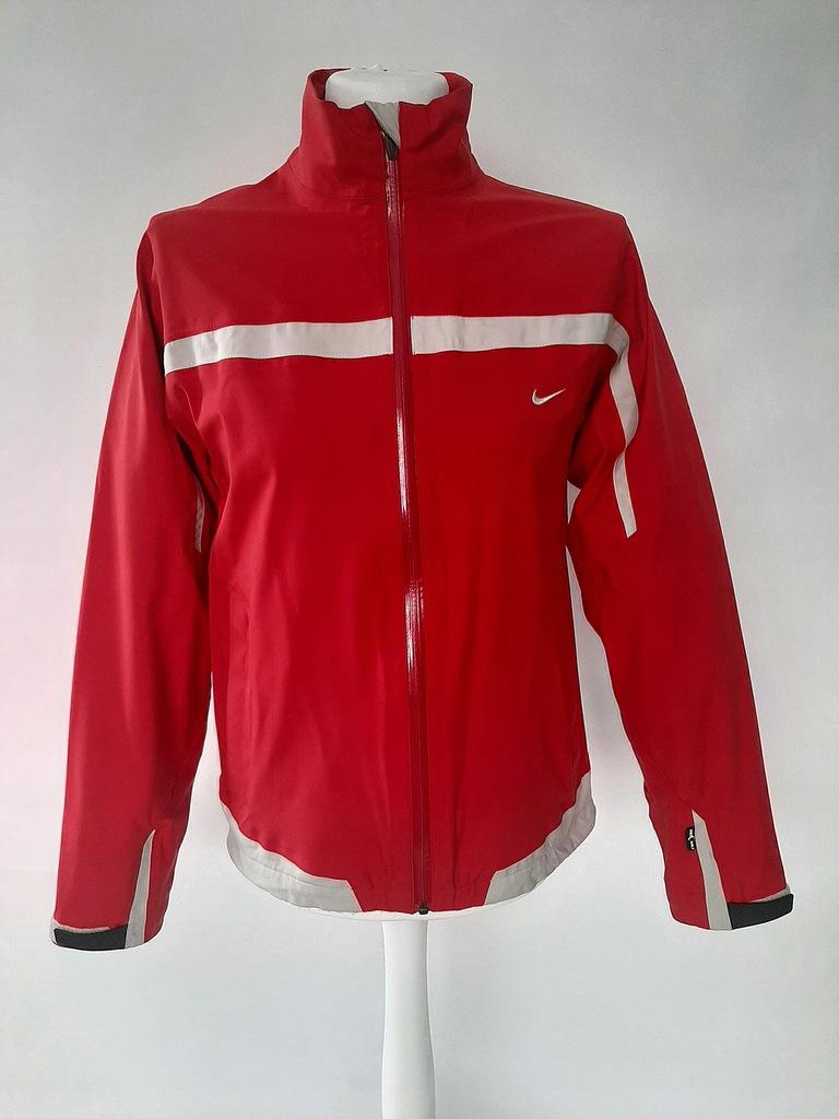 Softshell Nike sportowy czerwień M