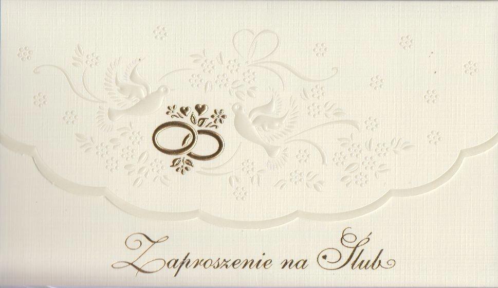 Zaproszenie na Ślub 23A
