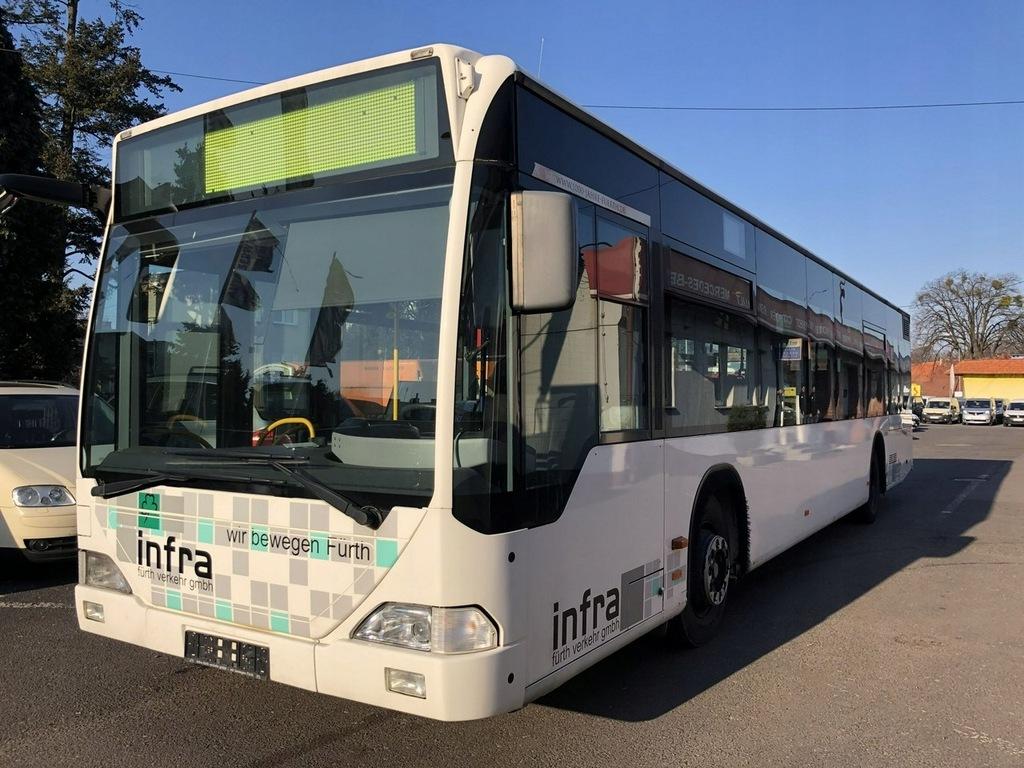 Autobus Citaro EVOBUS 0530 niepełnosprawnych 2003