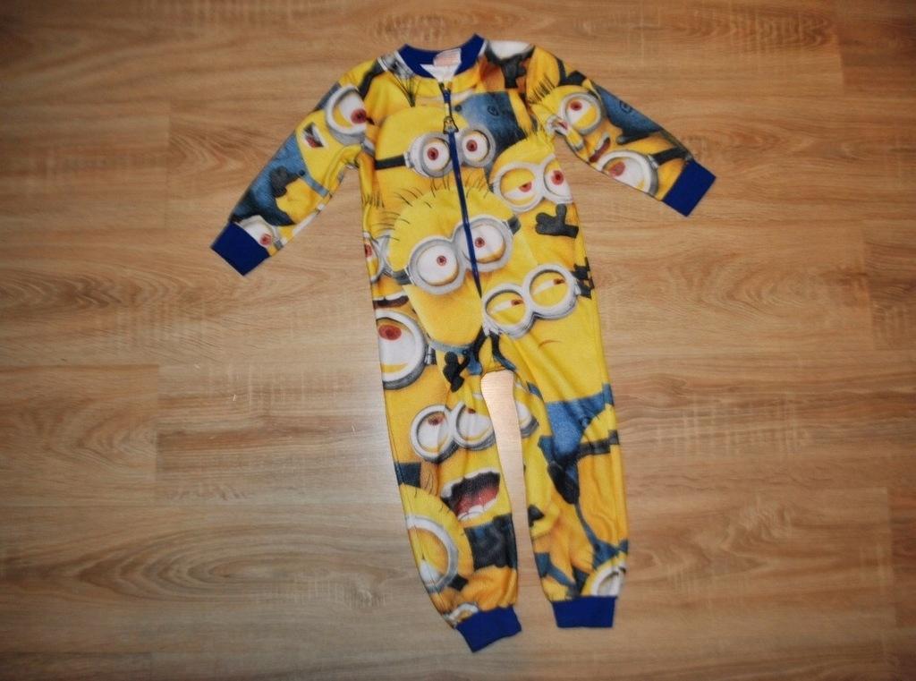 MINIONKI piżama pajacyk MINIONKI 104