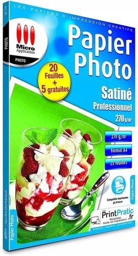Papier fotograficzny MICRO Application 5247 A4
