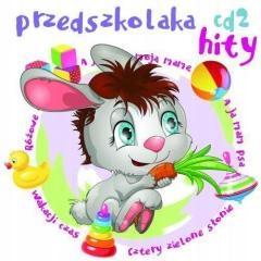 Przedszkolaka hity CD 2 +ZAKŁADKA