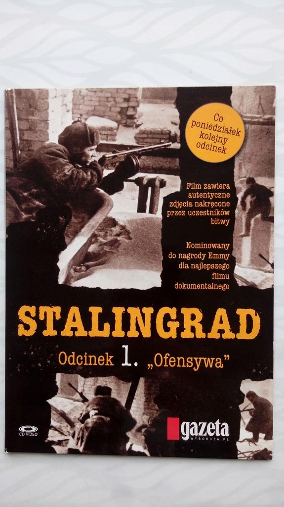 """STALINGRAD Odcinek 1. """"Ofensywa"""""""