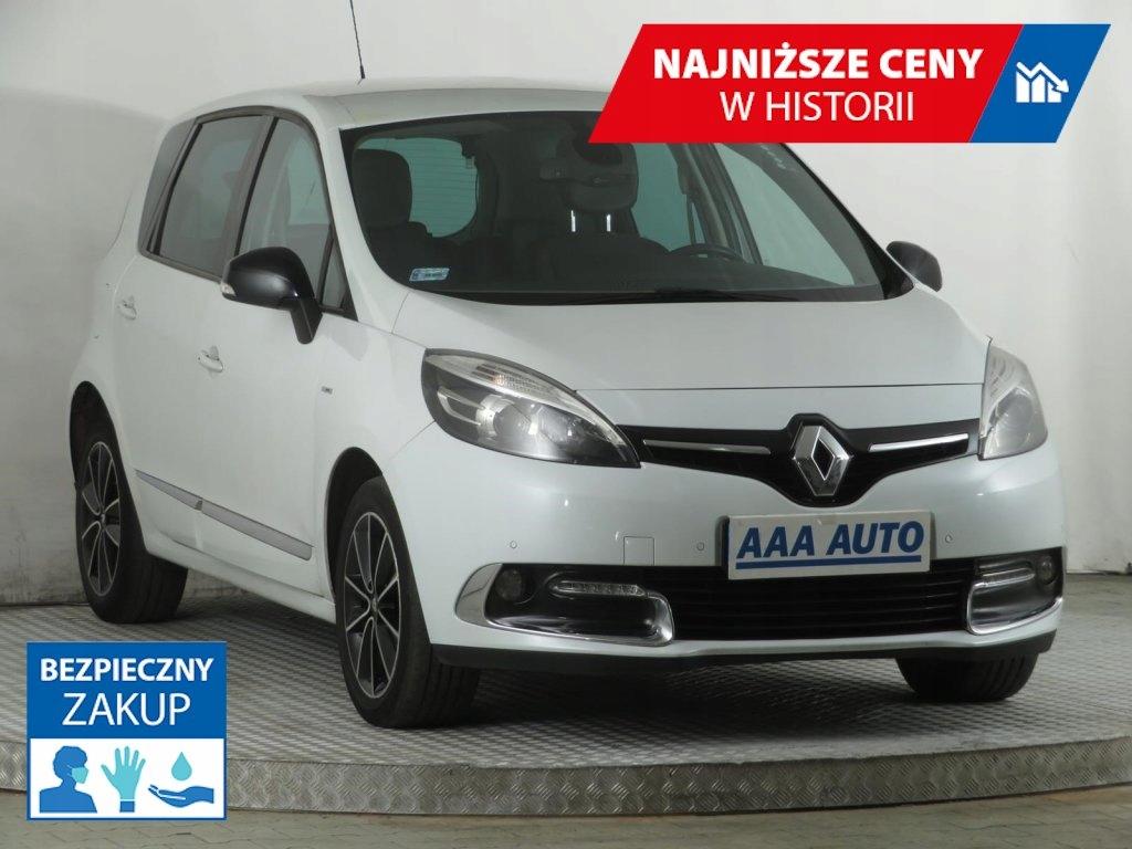 Renault Scenic 1.6 dCi , 1. Właściciel, Skóra
