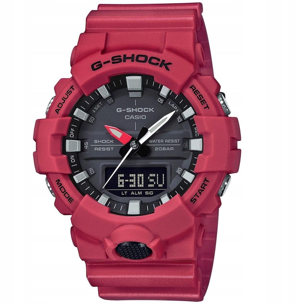 Zegarek Casio G-Shock GA-800-4A Zestaw / SKLEP