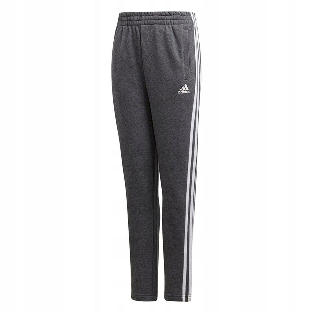 Spodnie adidas YB 3 S FT Pant Jr DJ1794 140 cm