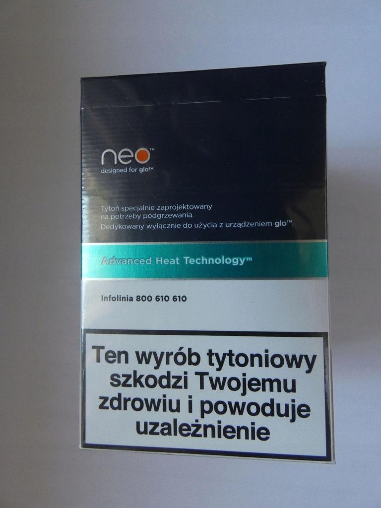 Wklady Neo Sticks Do Glo 8379362883 Oficjalne Archiwum Allegro