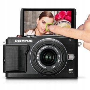 OLYMPUS PEN E-PL5 16Mpx + 14-42mm II R + 16GB # FV