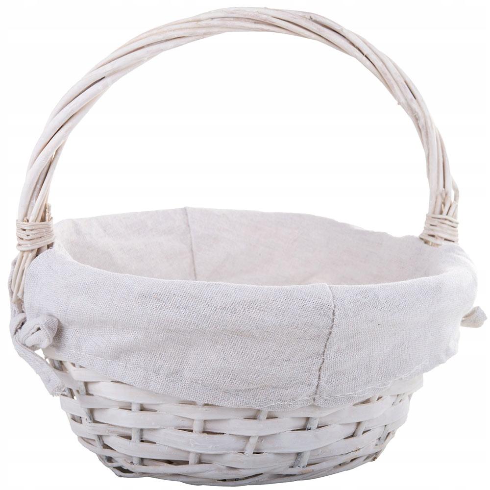 Koszyczek Koszyk Wielkanocny Na Swieconke Serweta 7904217290 Oficjalne Archiwum Allegro